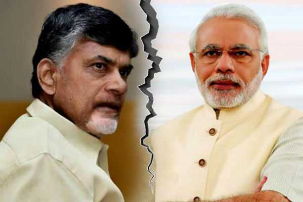 tdp-mla-s-protest-against-pm-modi-in-andhra