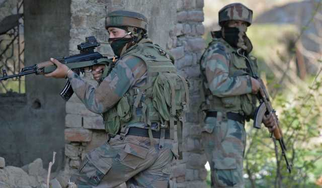 on-kulgam-encounter-five-terrorists-have-been-killed-weapons-and-warlike-stores-recovered