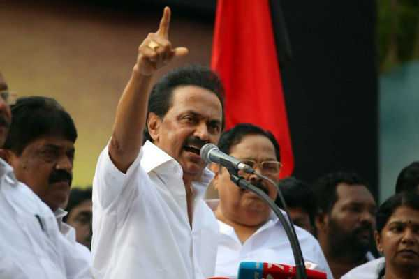 stalin-urges-ec-to-conduct-by-elections-with-lok-sabha-election