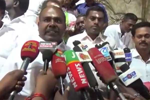 thambi-durai-s-opinion-is-not-the-total-opinion