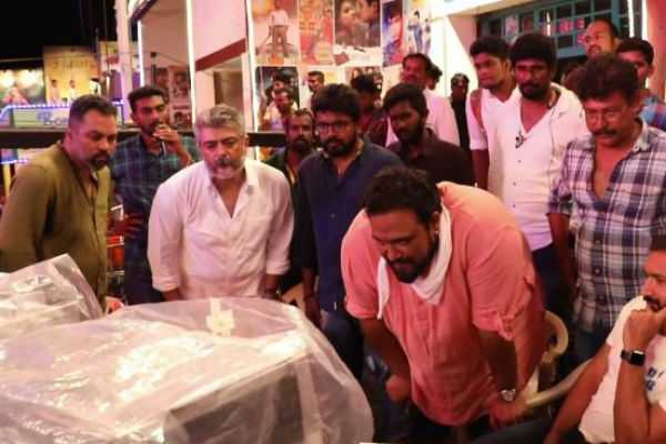 viswasam-making-video