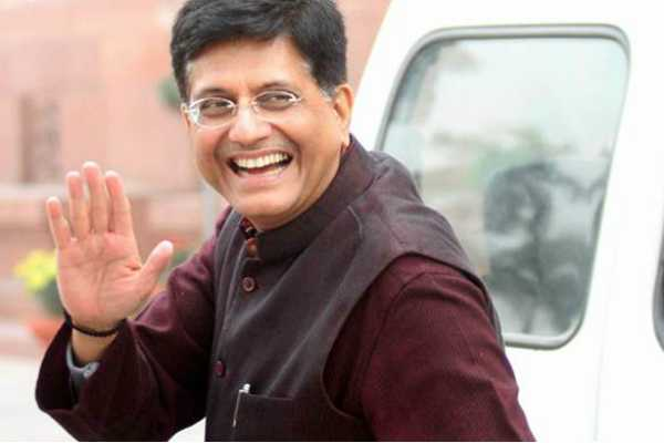central-minister-goyal-returned-to-delhi-today-early-morning