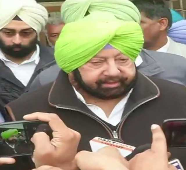 punjab-cm-announces-pension-to-deceased-soldier-s-family
