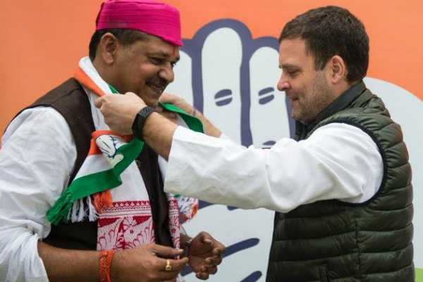 suspended-bjp-leader-kirti-azad-joins-congress