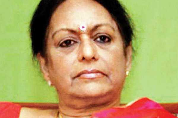 saradha-chit-fund-case-calcutta-high-court-has-granted-anticipatory-bail-to-nalini-chidambaram