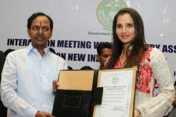 remove-sania-mirza-from-telangana-ambassador-post-bjp-mla