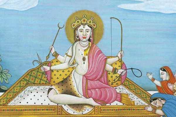 devotional-article-about-kameshwari-devi