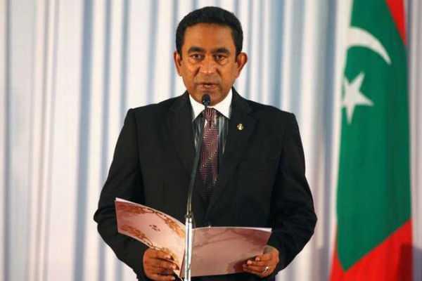 maladives-ex-president-arrested-on-money-laundering-case