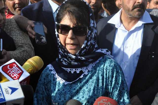 only-illiterate-people-talk-about-war-in-times-like-these-mehbooba-mufti