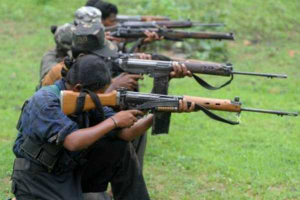 jharkhand-two-maoists-killed-in-an-encounter