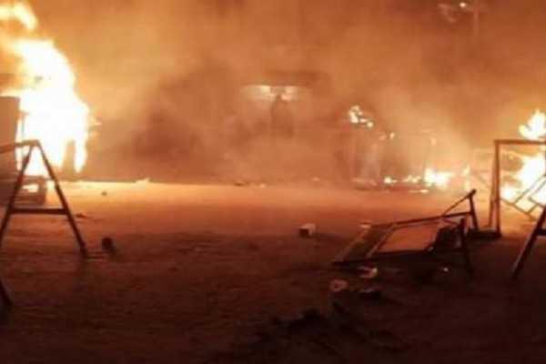 arunachal-deputy-cm-s-house-torched