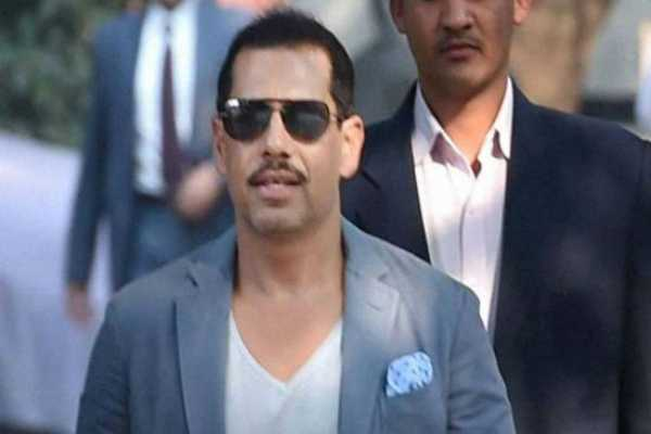 robert-vadra-has-to-appear-tomorrow-before-enforcement-directorate-tomorrow