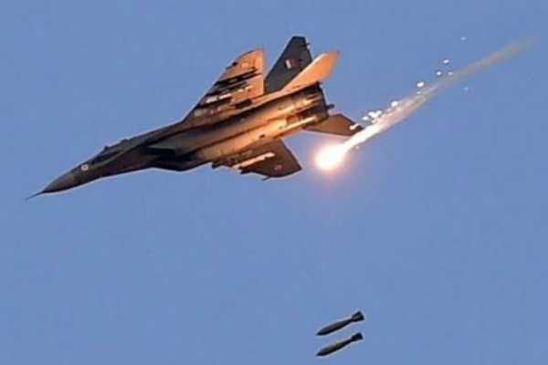 govt-sources-a-total-of-six-bombs-were-dropped-on-pakistan-based-terrorist-camps-by-the-indian-air-force-mirage-2000s