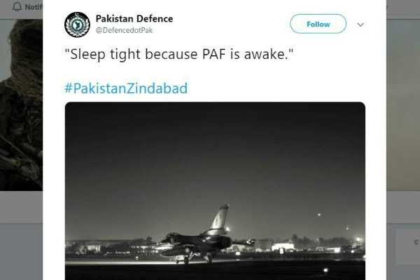 pakistan-defence-s-twitter-account-made-fun-of-after-untimely-tweet