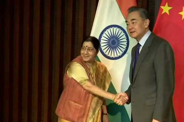 external-affairs-minister-sushma-swaraj-meets-her-chinese-counterpart-wang-yi-in-wuzhen