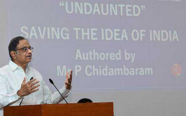 p-chidambaram-praises-modi-govt-for-highways-clean-ganga