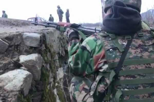 one-terrorist-has-been-gunned-down-by-security-forces-in-handwara