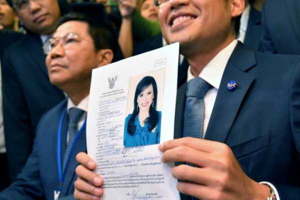 thai-opposition-party-dissolved-after-nominating-princess-for-elections