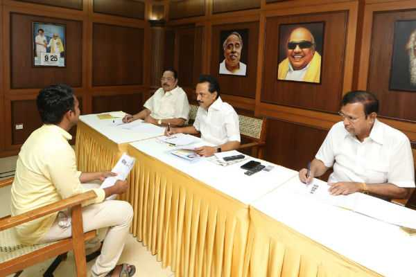 the-interview-for-dmk-candidates-began