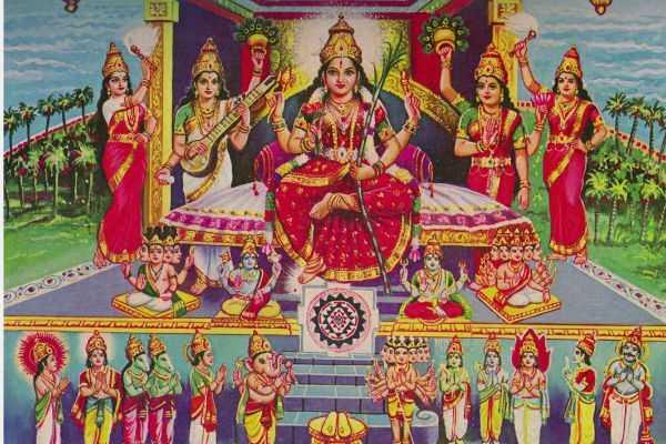 devotion-sri-chakra-pooja