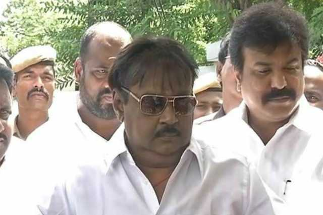 is-vijayakanth-involved-in-election-rally