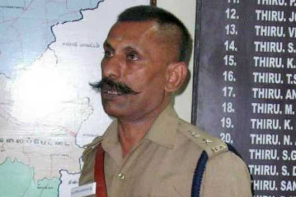 hr-ce-dept-ex-commissioner-arrested-by-pon-manickavel