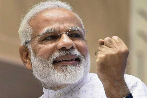 modi-s-winning-margin-in-vadodara-was-the-second-highest-ever-in-the-lok-sabha-polls