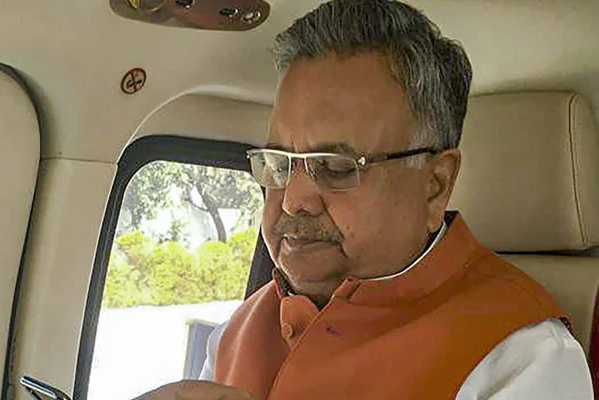fmr-chhattisgarh-cm-s-son-in-law-book-for-rs-50-crore-fraud