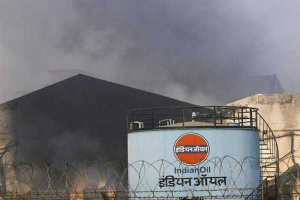 fire-in-ioc-refinery-in-haryana-1-dead