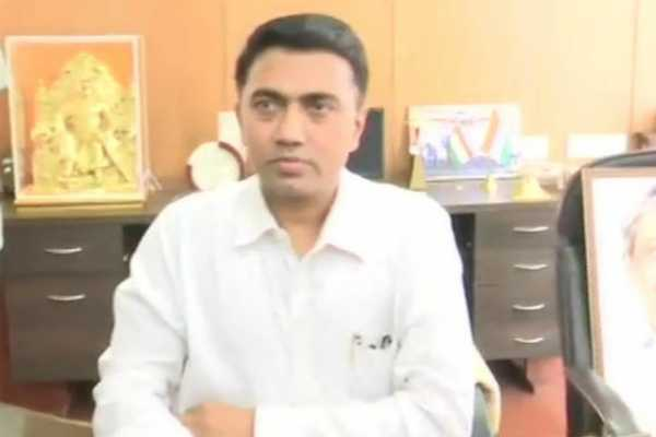 we-are-going-for-the-floor-test-tomorrow-goa-chief-minister-pramod-sawant