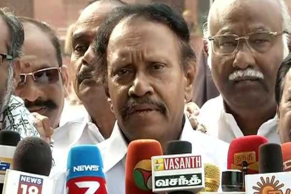 the-goal-is-to-bring-down-the-dmk-congress-coalition-thambidurai