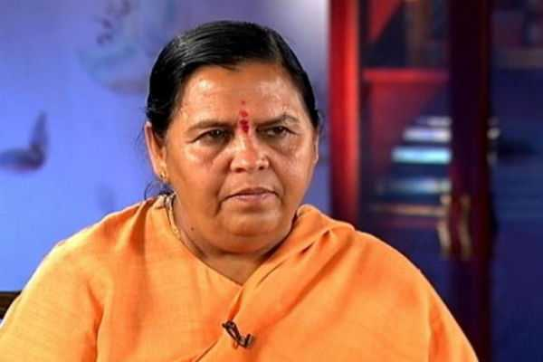 uma-bharathi-appointed-as-national-vice-president-of-bjp