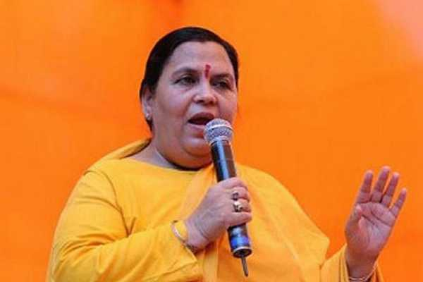 uma-bharti-appointed-bjp-vice-president-days-after-backing-out-of-polls