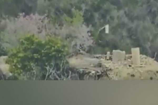 army-video-shows-upside-down-pak-flag-at-border-base-destroyed-in-indian-firing