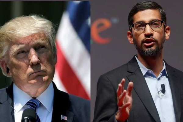 president-donald-trump-meets-sunder-pichai-says-google-committed-to-us-military-not-china