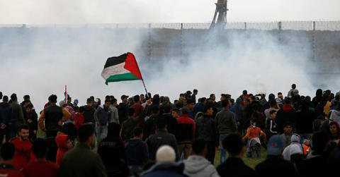 israeli-fire-kills-four-palestinians-says-gaza-health-ministry