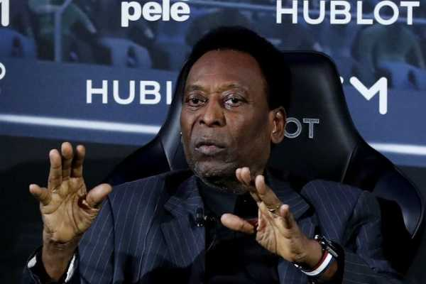 brazilian-football-legend-pel-hospitalised-in-paris-with-infection