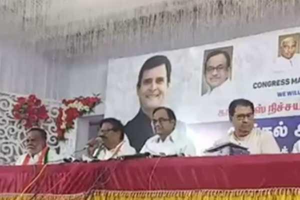 p-chidambaram-releases-congress-manifesto-tamil