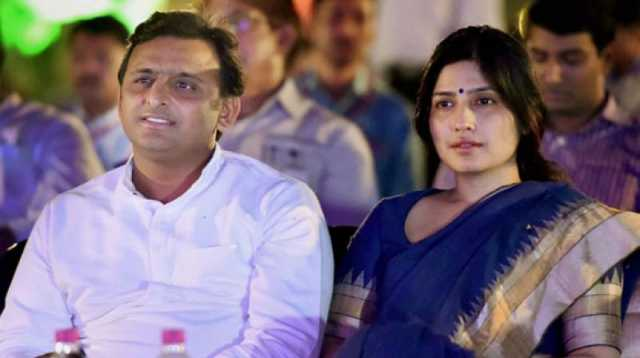 dimple-yadav-files-poll-papers-for-her-third-fight-from-up-s-kannauj-seat