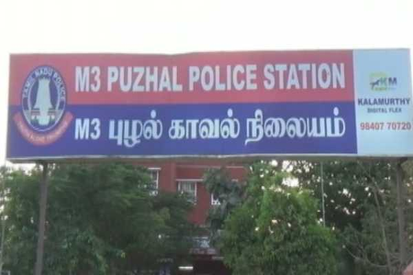 puzhal-police-station-head-constable-suicide