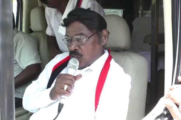 the-dmk-leader-rahul-said-parivendhar