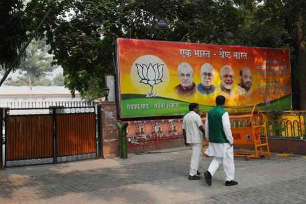 maywati-will-break-alliance-with-sp-after-lok-sabha-polls-bjp