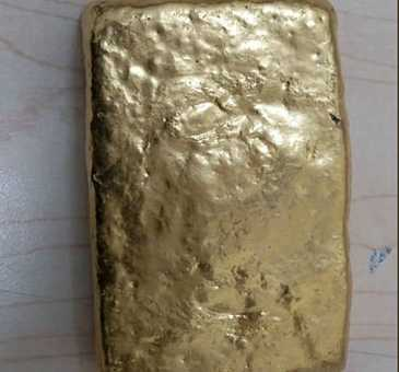 gold-paste-worth-36-lakhs-found-in-flier-s-clothes-at-hyderabad-airport