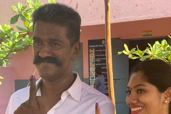mnm-candidatemahendran-s-voted-for-family