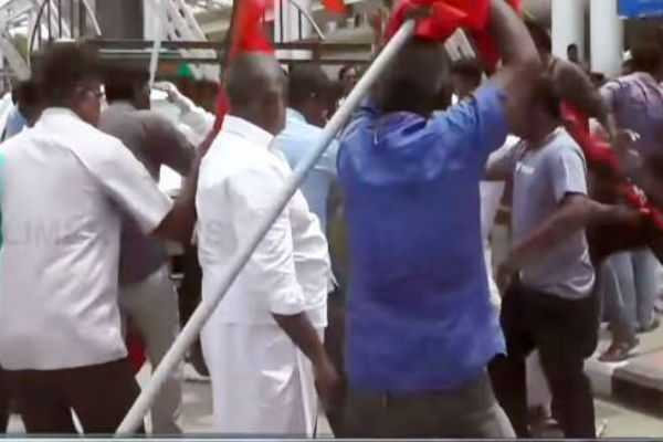 fight-between-two-party-cadres-in-gudiatham-and-ambur