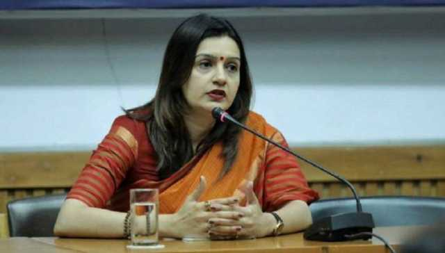 priyanka-chaturvedi-to-join-siva-sena