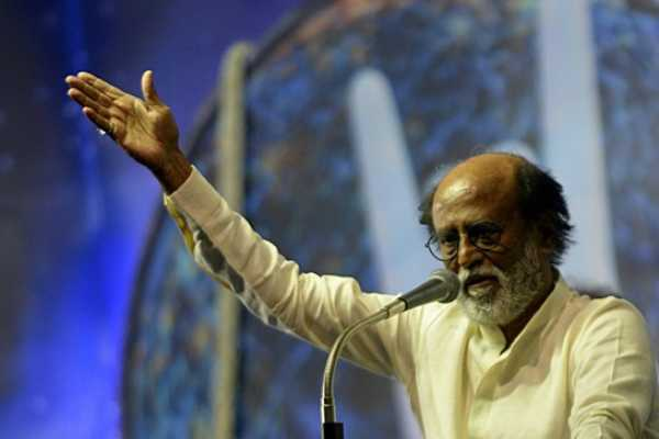 i-will-come-to-politics-and-will-not-cheat-the-fans-actor-rajinikanth