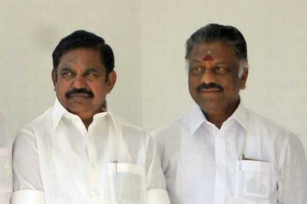admk-distributes-application-for-byelection