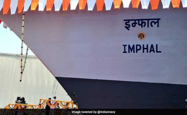 indian-navy-launches-guided-missile-destroyer-ins-imphal
