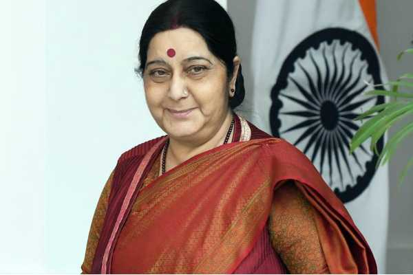 we-are-monitoring-situation-in-sri-lanka-sushma-swaraj